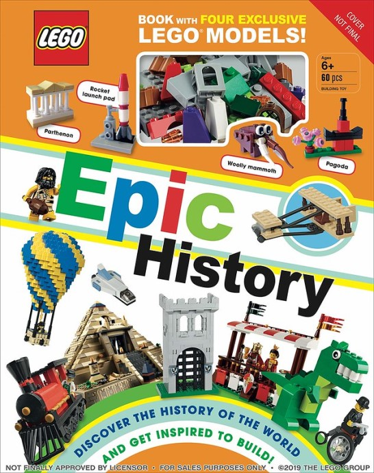 ISBN0241409195-1: Epic History